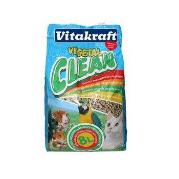 Vegetal clean madera