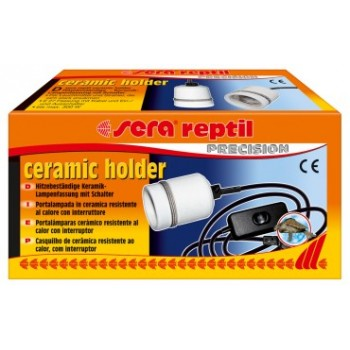 sera reptil ceramic holder