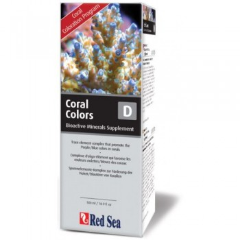 coral colors D 500 ml