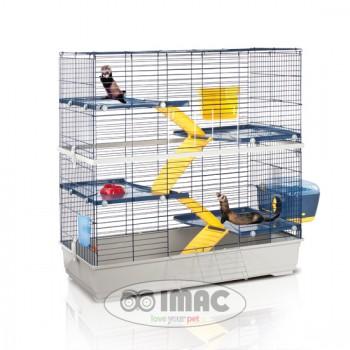 jaula roedor DOUBLE 120