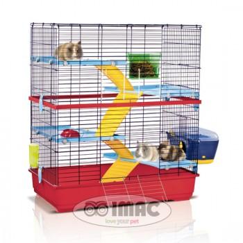 jaula roedor DOUBLE 100