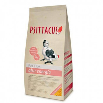 Papilla Psittacus high energy 1kg