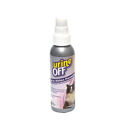 Urine off gato