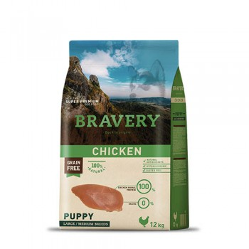 Bravery Puppy