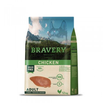 Bravery Chicken Adult medium/large breeds