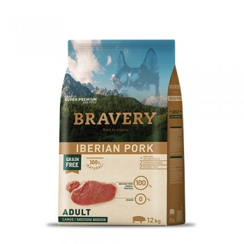 Bravery Iberian Pork Adult medium/large