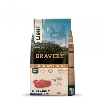 Bravery Light Iberian Pork Mini