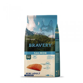 Bravery Salmon Adult Mini