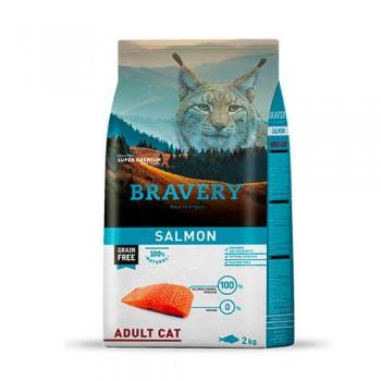 Bravery Salmon Gato Adulto
