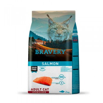 Bravery  Salmon Sterilized