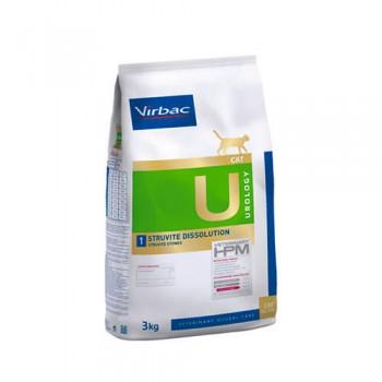 Virbac Gato U1 salud urinaria
