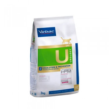 Virbac Gato U2 salud urinaria