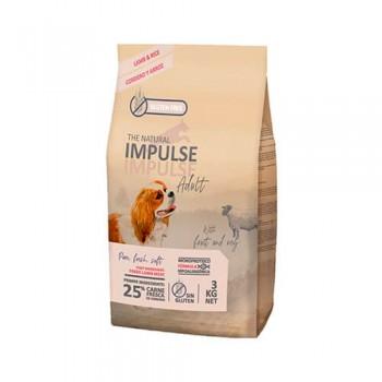 The Natural Impulse Dog Lamb