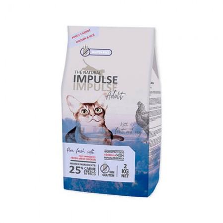 The Natural Impulse Cat Adult
