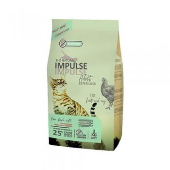 The Natural Impulse Cat Sterilized