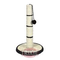 poste sisal con base, 50 cm