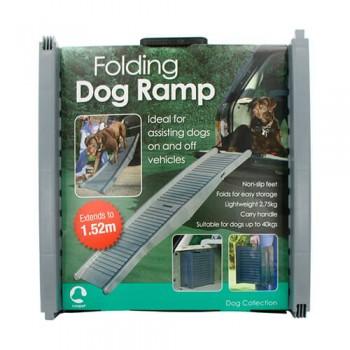 Rampa de acceso para perros