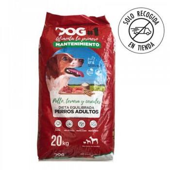 Pienso de mantenimiento Dog1 20kg