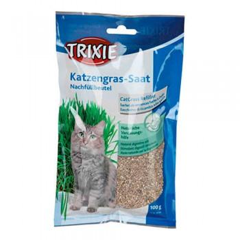 Recambio hierba gatos 100g