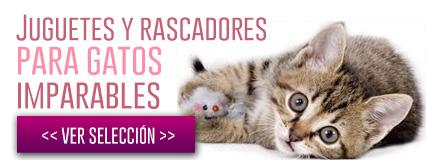 Juguetes para gatos Mundomascota